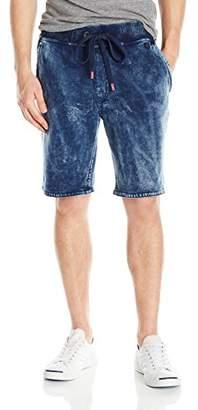 True Religion Men's Recollected Shorts