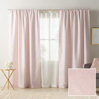 Lauren Conrad Twilight Room Darkening Lined Window Curtain