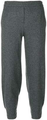 Theory slim-fit casual trousers