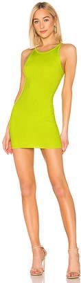 superdown Alexia Ribbed Mini Dress