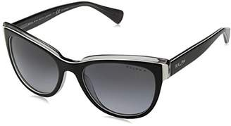 Ralph Lauren Ralph by Women's Acetate Woman Polarized Cateye Sunglasses