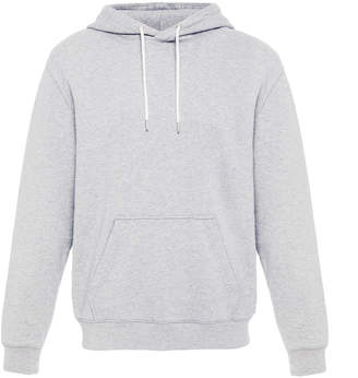 Frame Classic Fit Grey Hooded Sweatshirt