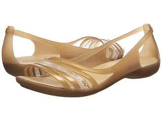 Crocs Isabella Huarache Flat Women's Flat Shoes