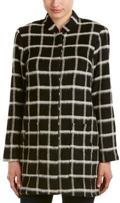 Hutch Wool-blend Coat.