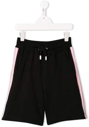 Gcds Kids drawstring-waist shorts