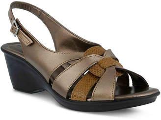 Spring Step Adorable Wedge Sandal - Women's