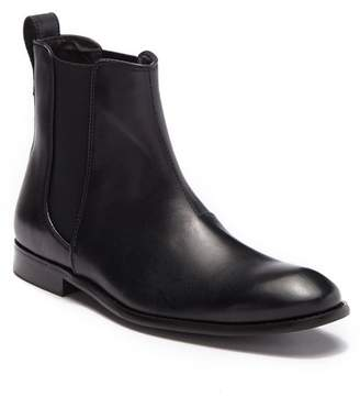 John Varvatos Hallowell Leather Chelsea Boot