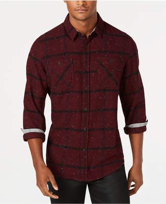 American Rag Men Heaton Plaid Shirt