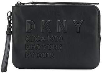 DKNY R835Y635 BLACK Artificial->Artificial Leather