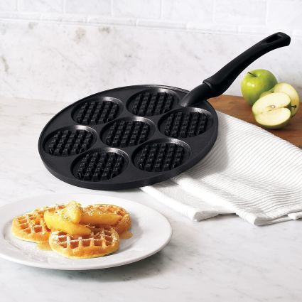 Nordicware Silver Dollar Waffle Pan