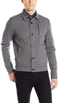 Ted Baker Men's Andino-Collared Jersey Jacket