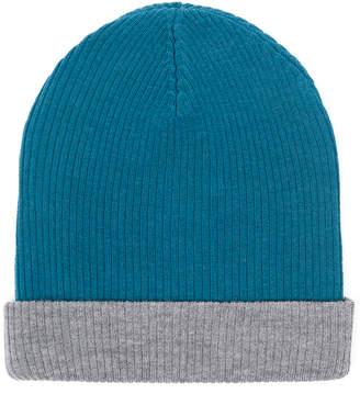Quinn Merino Wool Reversible Hat