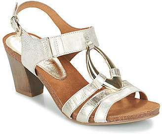 Caprice NEPHTUS women's Sandals in Gold