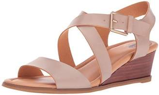Dr. Scholl's Shoes Women's Calling Wedge Sandal