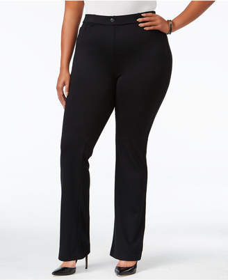 Style&Co. Style & Co Plus Size Bootcut Pants