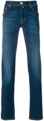 Jacob Cohen stone washed jeans