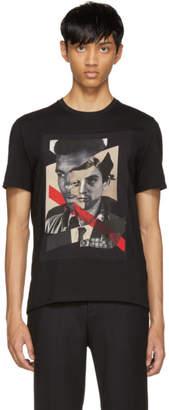 Neil Barrett Black Freedom Fighters N.03 T-Shirt