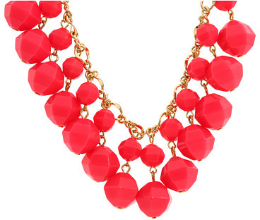 Kate Spade New York Cut to the Chase Short Necklace