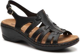 Clarks Leximarigold Wedge Sandal - Women's