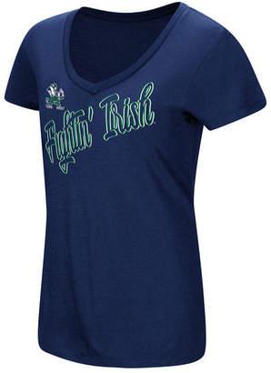 Colosseum Women's Notre Dame Fighting Irish Big Sweet Dollars T-Shirt