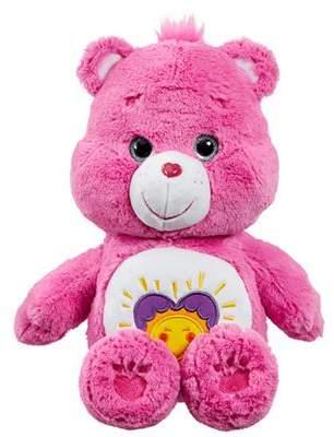 Care Bears Care Bear Medium Plush With Dvd - Shine Bright Bear
