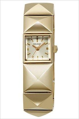 Moussy (マウジー) - マウジー腕時計 MOUSSY WM0061B4 腕時計 マウジー 時計 スタッズ STUDS
