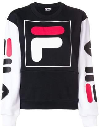 Fila (フィラ) - Fila printed logo sweatshirt