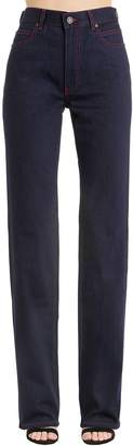 Calvin Klein Cotton Denim Jeans