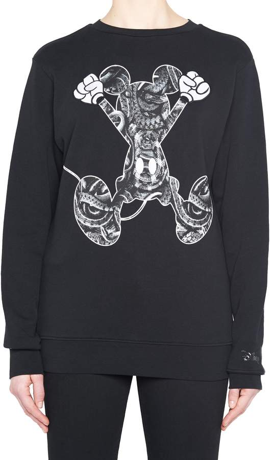 Mickey Mouse Jump Sweatshirt