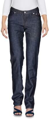 Siviglia WHITE Denim pants - Item 42529890HL