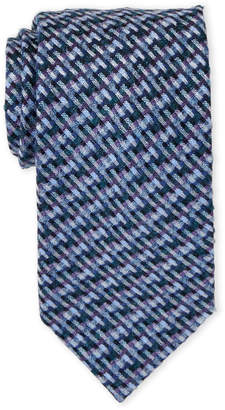 Missoni Black & Grey Print Woven Tie