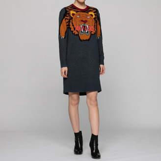 Kenzo (ケンゾー) - Kenzo Tiger Sweater Dress