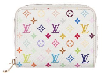 Louis Vuitton Louis Vuitton Multicolore Zippy Coin Purse