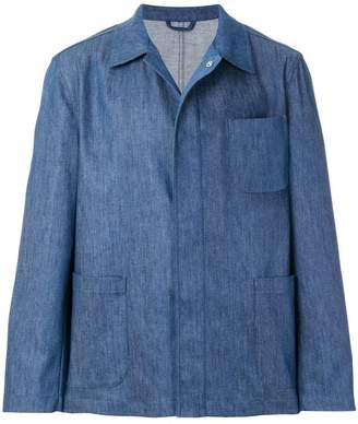Tonello Cs chore unlined chambray jacket