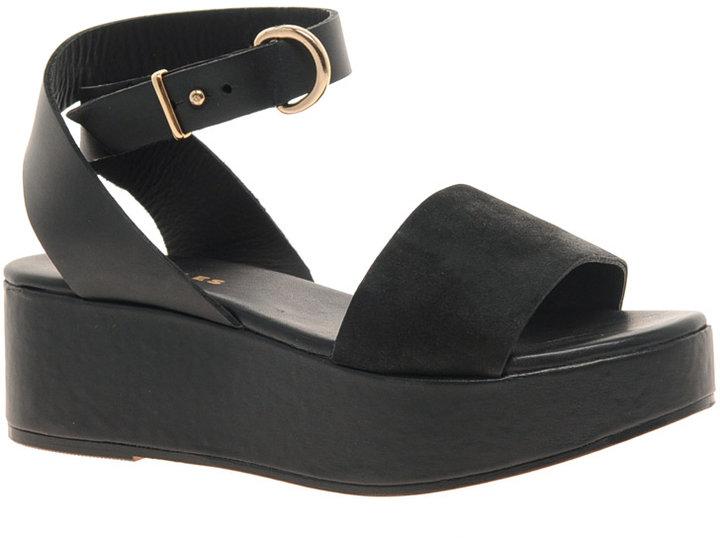 Whistles Cecile Flatform Sandals
