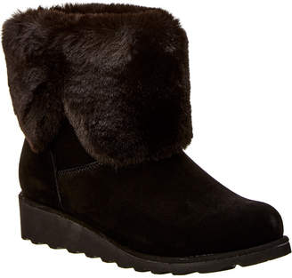 BearPaw Marlene Never Wet Water-Resistant Suede Boot