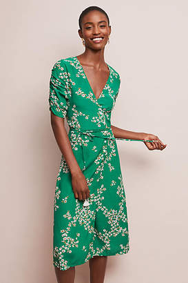 Faithfull Estelle Floral Wrap Dress