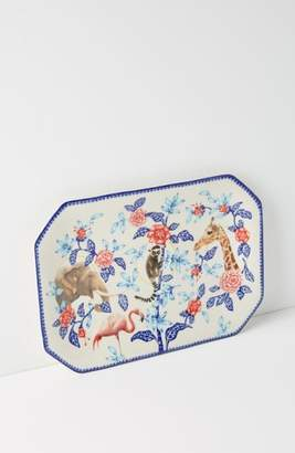 Anthropologie Nature Table Platter