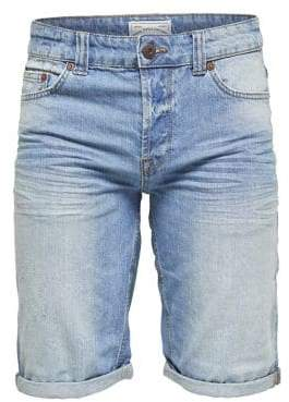 ONLY & SONS Casual Denim Shorts