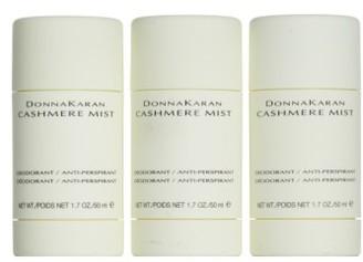 Donna Karan Cashmere Mist Deodorant Trio ($81 Value) $62 thestylecure.com