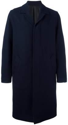 Ami Alexandre Mattiussi half lined coat