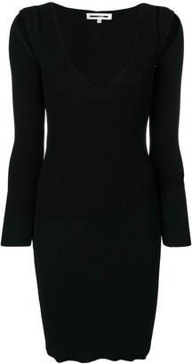 McQ cut-out detail dress