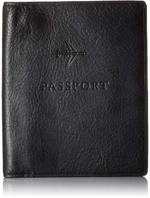 Fossil Men's Passport Case