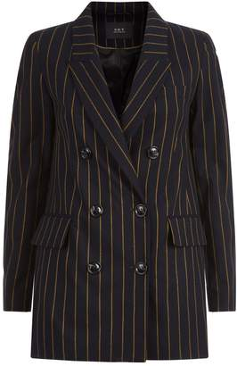 SET Fine Striped Blazer