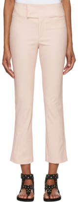 Isabel Marant Pink Ludlow Trousers
