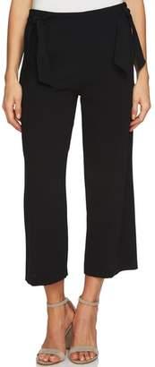 CeCe Side Tie Crop Pants