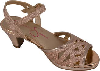 Jessica Simpson Glitter Sandal