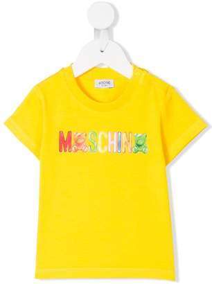 Moschino Kids sweet logo T-shirt