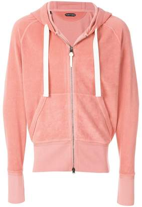 Tom Ford terry cloth hoody