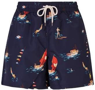 Sea Adventures Print Swim Shorts